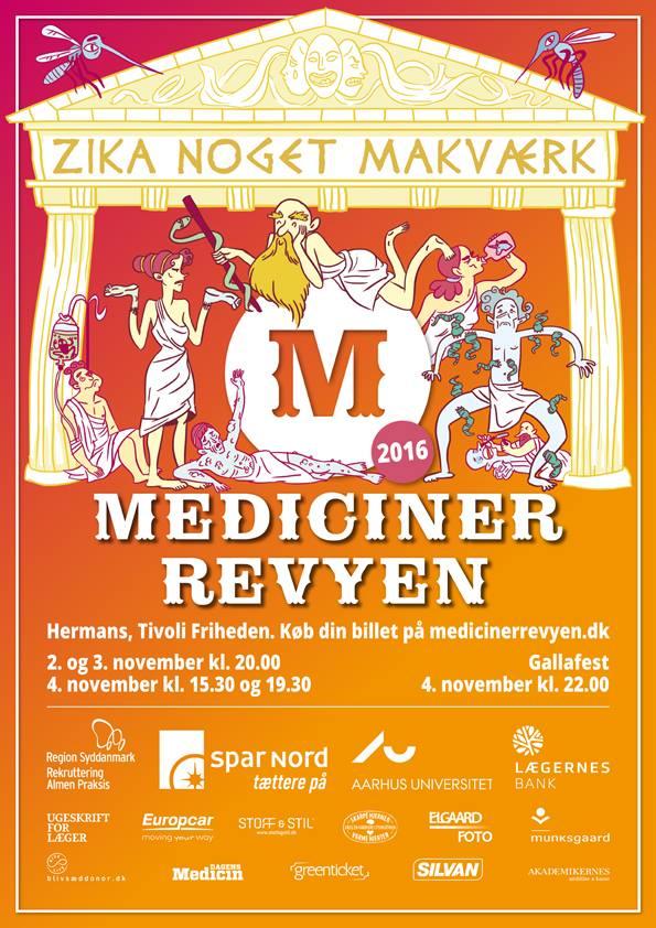 Sponsorer – Medicinerrevyen